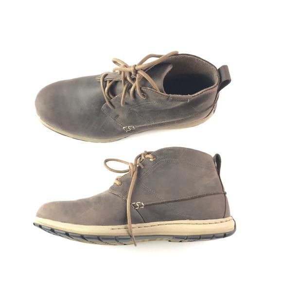 Columbia Davenport Chukka Leather Boot